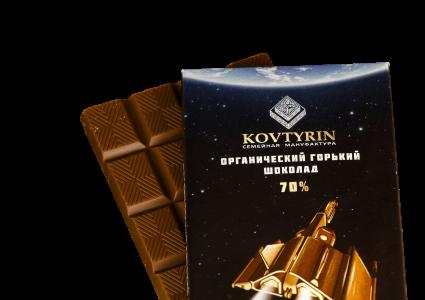 Органический  горький шоколад