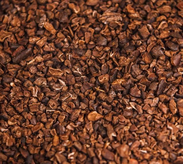 Какао-крупка Criollo и Trinitario