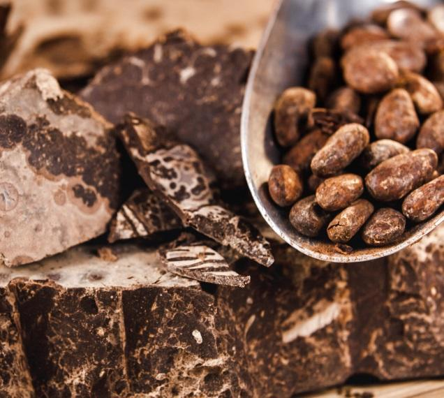 Органический горький шоколад 70% Venezuela Porcelana