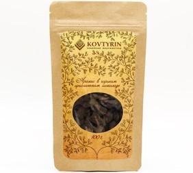 Арахис в горьком органическом шоколаде